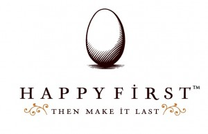 Happy First logo