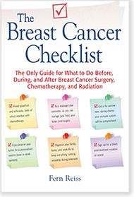 The Breast Cancer Checklist book